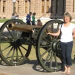 Carol Ann Quibell in Texas