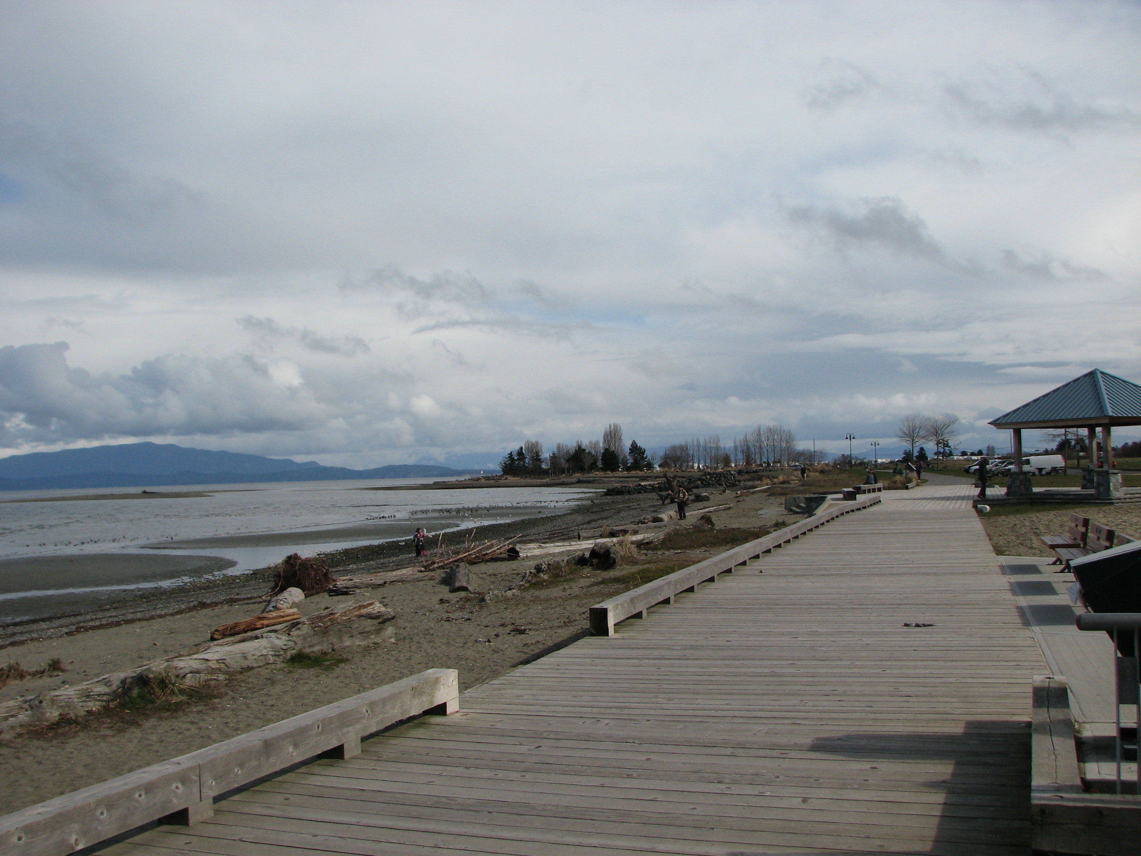 Parksville Boardwalk