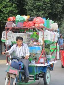 A Chinese Entrepreneur