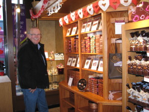 Candy shop at Pike Market