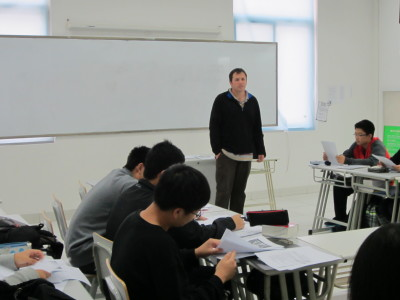 Teaching in a Foreign Country