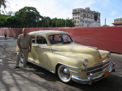Cuba – car