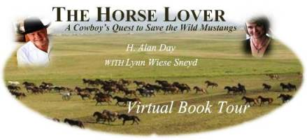The Horse Lovers Virtual Book Tour Banner